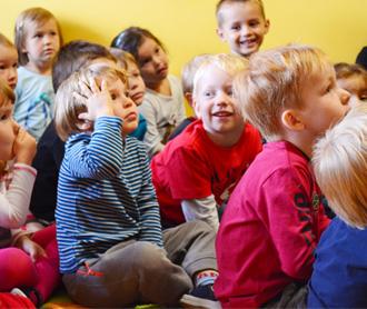 Imprezy okolicznościowe - Przedszkole integracyjne