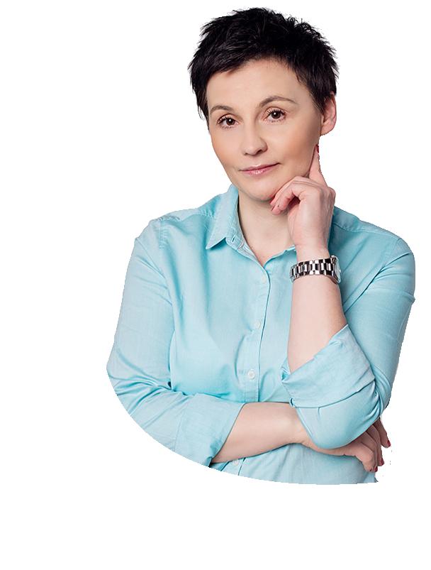 Beata Szpakowska, Dyrektor Przedszkola Omega, Logopeda